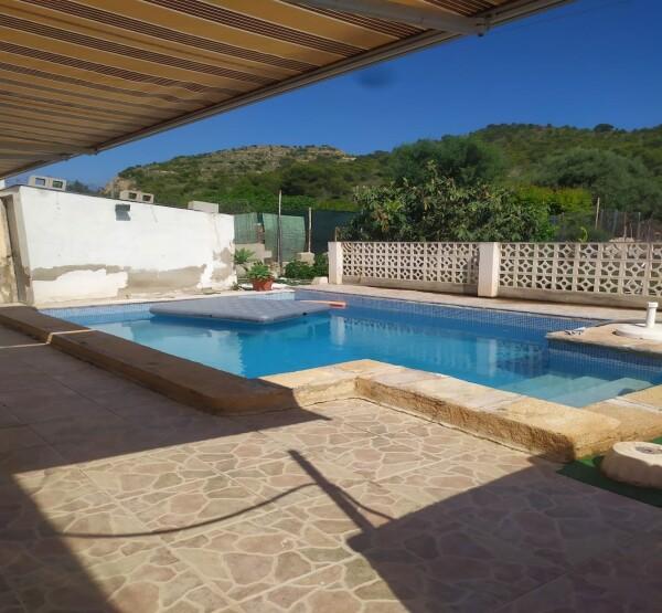 Casa De Campo En Villajoyosa